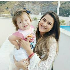 Luany, Au pair from Brazil