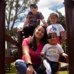 Jeny, Au pair from Colombia