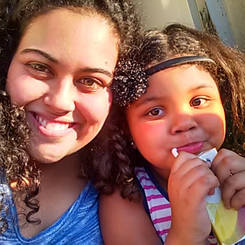 Julia, Au pair from Brazil
