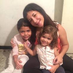 Johana, Au pair from Venezuela