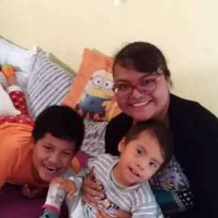 Liliana, Au pair from Mexico