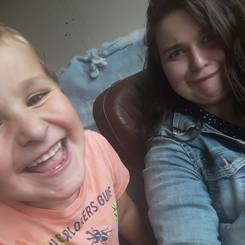 Axelle, Au pair from France