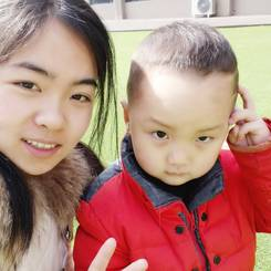 Ying, Au pair from China
