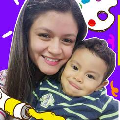 Stephanie, Au pair from Colombia