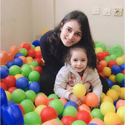 Pelin, Au pair from Turkey