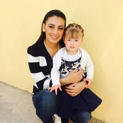Johanna, Au pair from Colombia