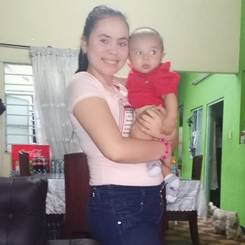 Erika, Au pair from Colombia