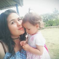 Sara, Au pair from Colombia