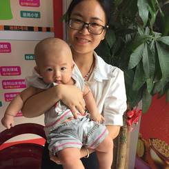 Lizhen, Au pair from China