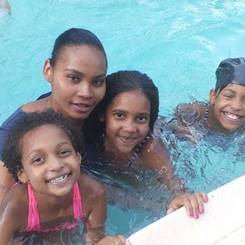 Whitney, Au pair from South africa