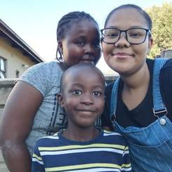 Zeah, Au pair from South africa