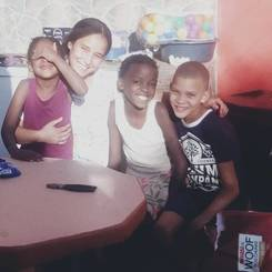 G, Au pair from Namibia