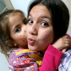 Carolina, Au pair from Brazil