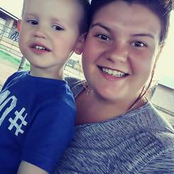 Dulandi, Au pair from South africa