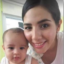 Berenice, Au pair from Mexico