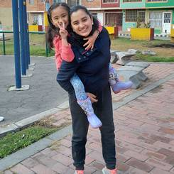 Maritza, Au pair from Colombia