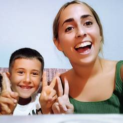 Alicia, Au pair from Spain