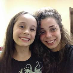 Isabelly, Au pair from Brazil