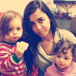 Ayse, Au pair from Turkey