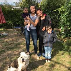 Narin, Au pair from Germany