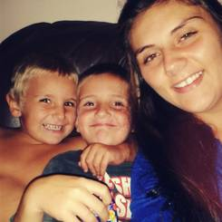 Micheala, Au pair from South africa