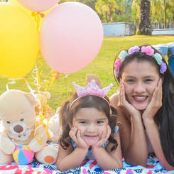 Lizeth, Au pair from Colombia