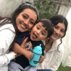 Heidy, Au pair from Colombia