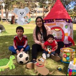 Yeny, Au pair from Colombia