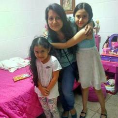 Deisy, Au pair from Colombia