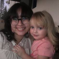 Anastasia, Au pair from Venezuela