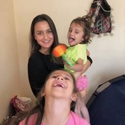 Busra, Au pair from Turkey