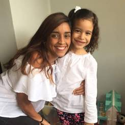 Veronica, Au pair from Venezuela