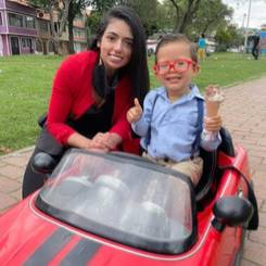 Haidy, Au pair from Colombia