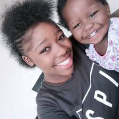 Thembelihle, Au pair from South africa