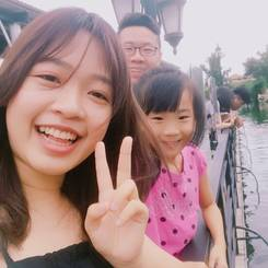 Zi, Au pair from Taiwan