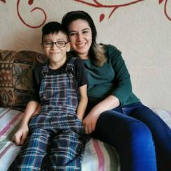 Edith, Au pair from Mexico