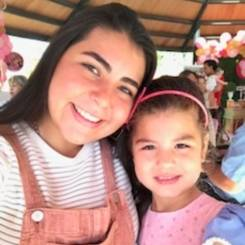 Michelle, Au pair from Venezuela