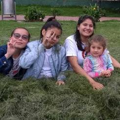 Natalia, Au pair from Colombia