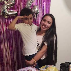 Jennifer, Au pair from Colombia