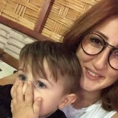 Hatice, Au pair from Turkey