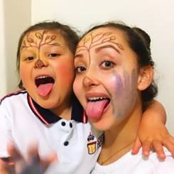 Caren, Au pair from Colombia
