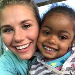 Kerry, Au pair from South africa