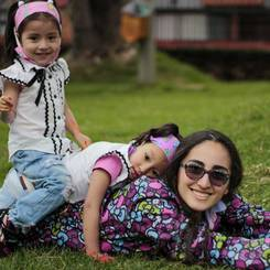 Valeria, Au pair from Colombia
