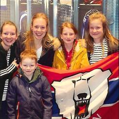 Anne, Au pair from Germany