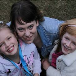 Petronella, Au pair from South africa