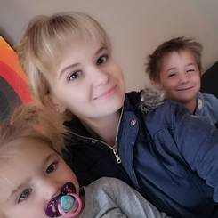Mckyla, Au pair from South africa