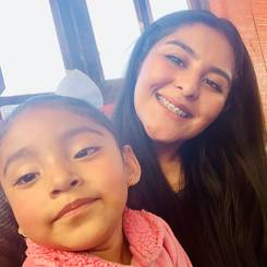 Nora, Au pair from Mexico