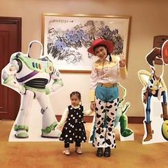 Lingling, Au pair from China