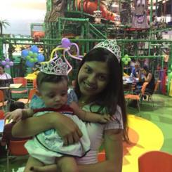 Eliana, Au pair from Colombia