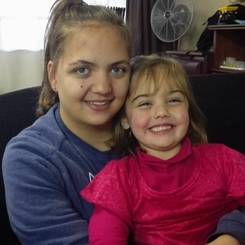 Alicia, Au pair from South africa
